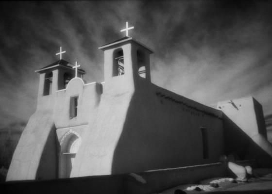 Taos church