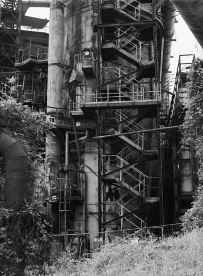 Steel mill 004