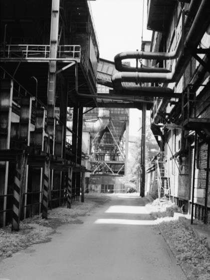 Steel mill 008