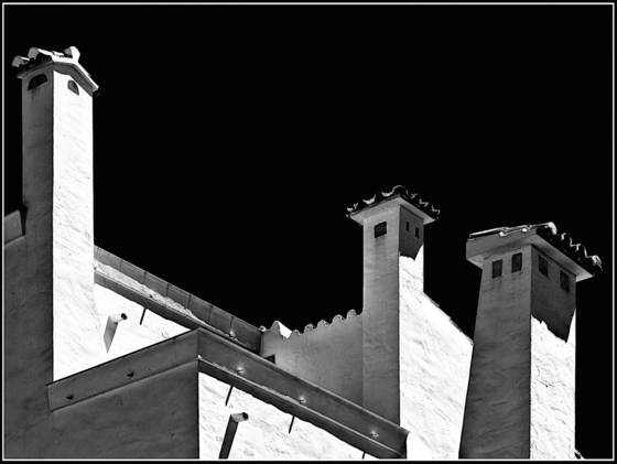 Chimneys of andalusia 1