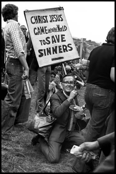 Saving sinners