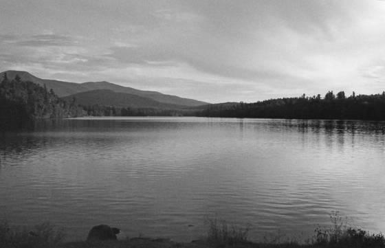 Loon lake from mensink road