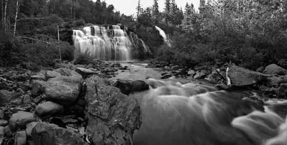 Mink falls