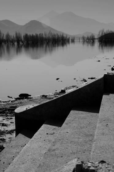 Empty steps