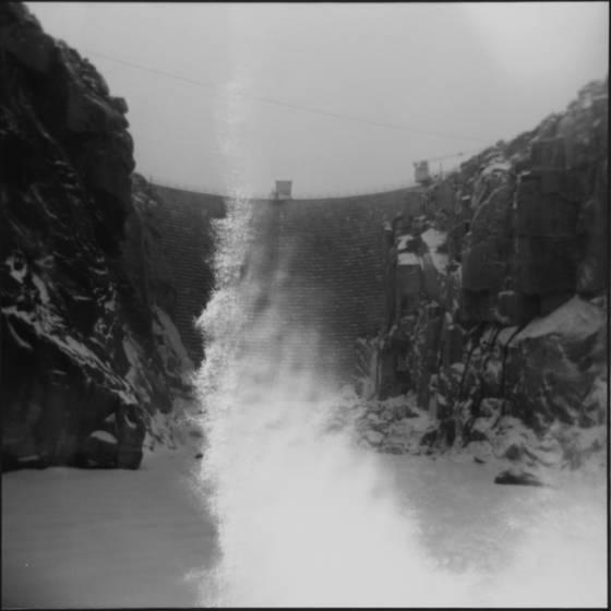 holga  broke the dam