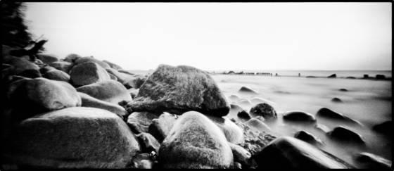 Beach on rugen