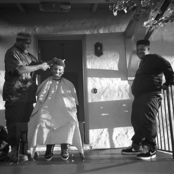 Neighborhood barbershop