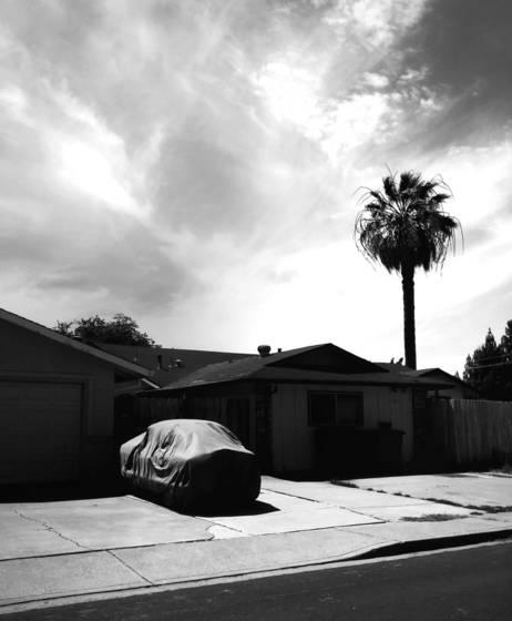 Undercover car