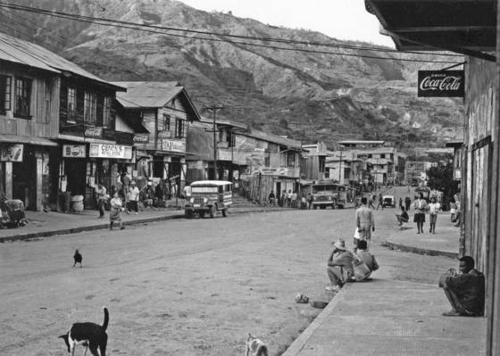 Bontoc street