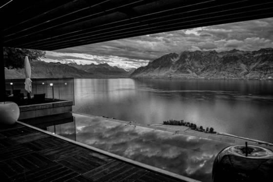 Lac leman terrace