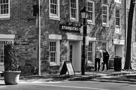 Old towne starbucks