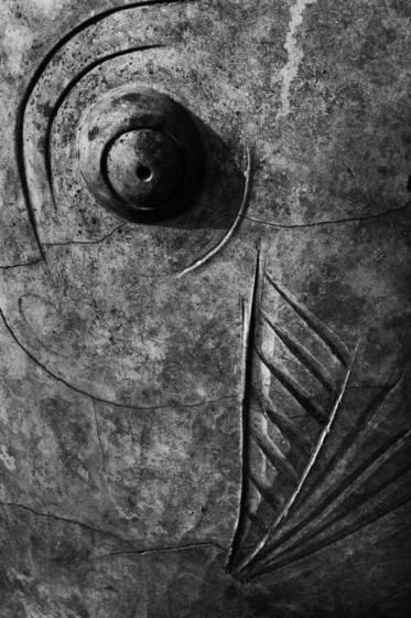 Stone watcher