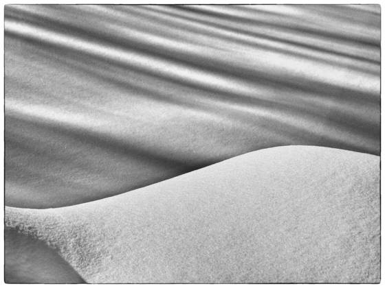 Snow drift 1