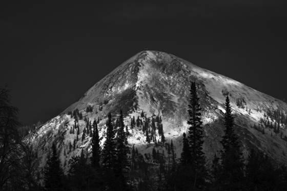 Hahn peak highlights
