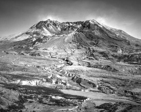 Mt  st  helens detail