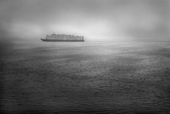 Yangtze fog