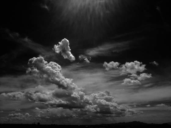 5 santa fe clouds