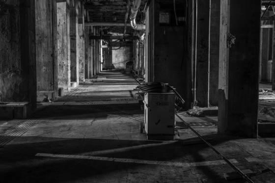 Domtar basement