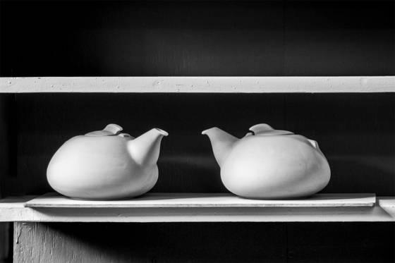 Teapots twins