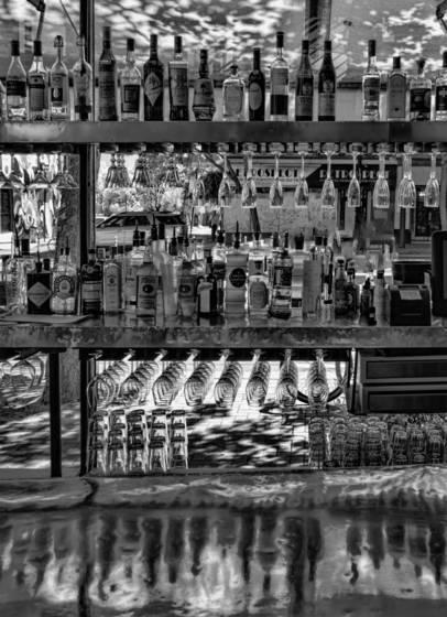 Bar at zuni