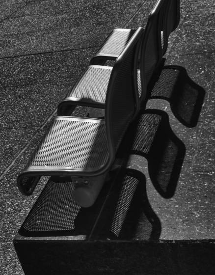Market street bench