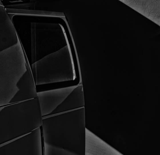 Truck shadow