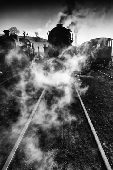 Locomotive 6064