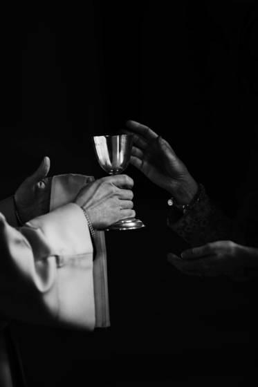 The wine of spirit