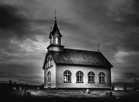 The metal church