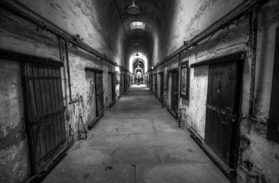 Abandoned hallways