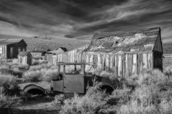 Ghosts of the sagebrush 1