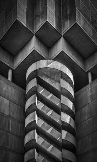 Circular column