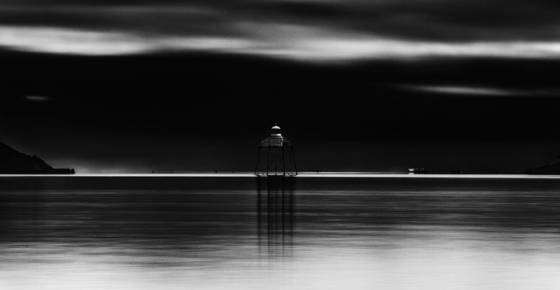 The spit lighthouse