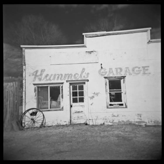 Holga garage