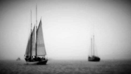 Two sails