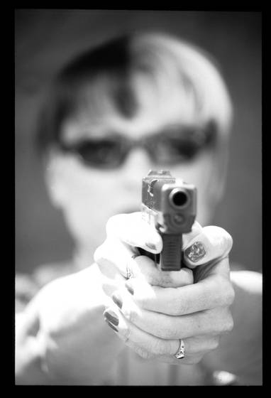 Girls with guns 1