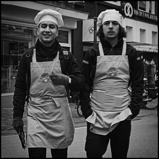 Short order cooks