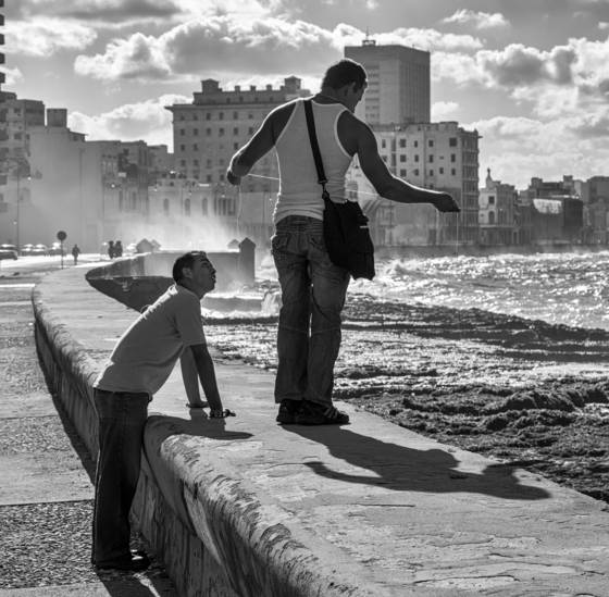 Fishing el malecon