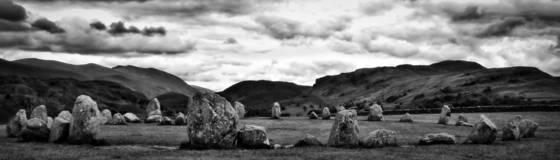 Abandoned stones