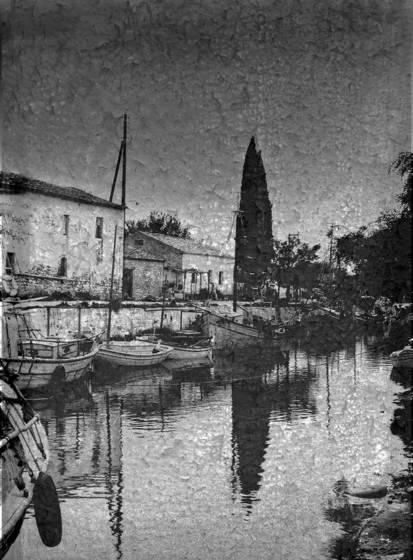 Corfu canal