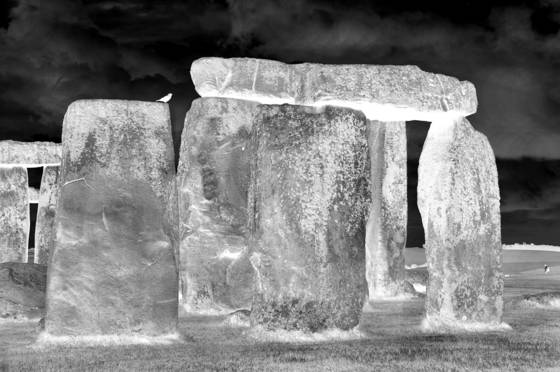 Stonehenge sentinel