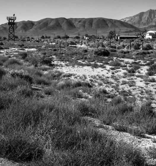Manzanar internment camp 2