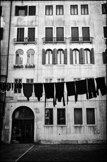 Dark laundry