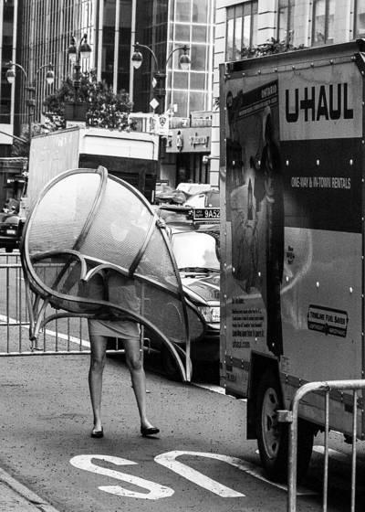 You haul