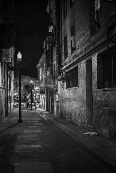 Chinatown alley  2