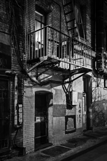 Chinatown alley  3