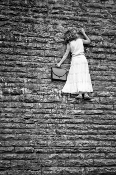 Invisible woman aspiring