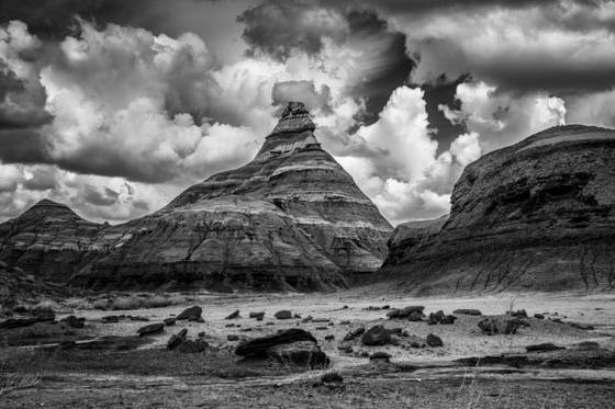 Temples of bisti