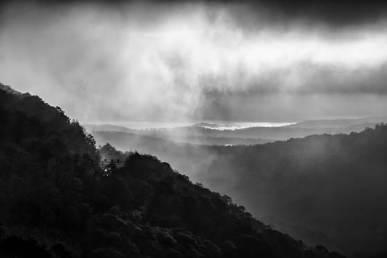 Allegheny ridge