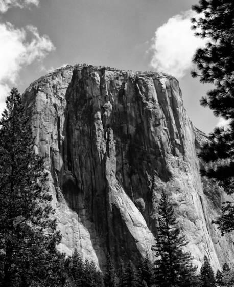 Yosemite monolith